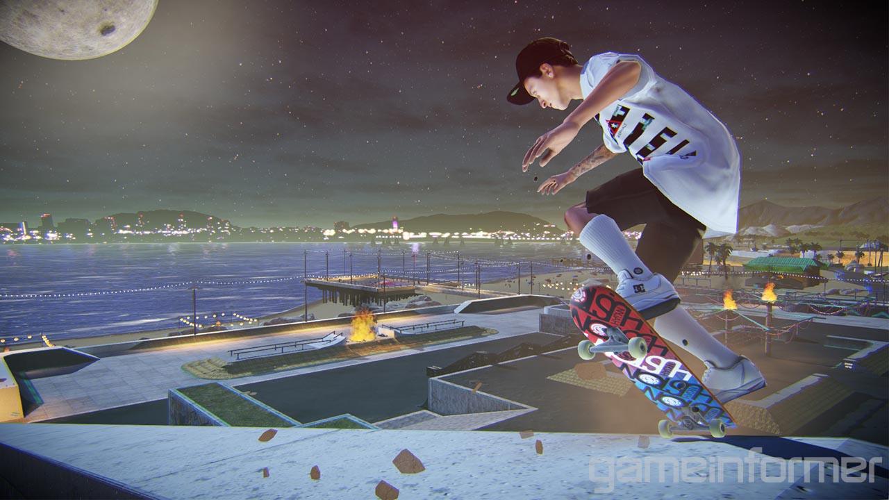 Odhalen nový Tony Hawk's Pro Skater 108695