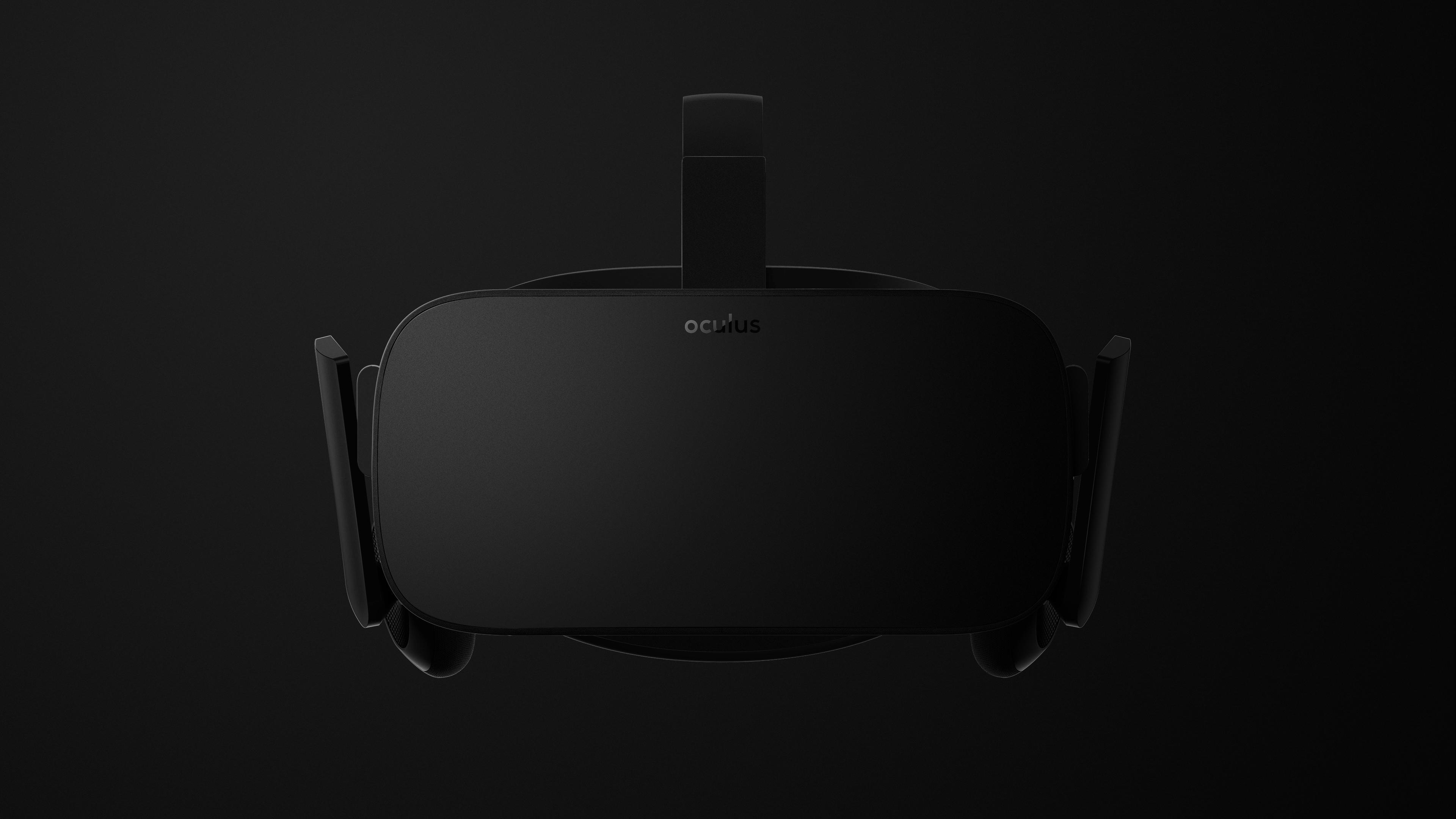 Oculus Rift dorazí na začátku příštího roku 108700