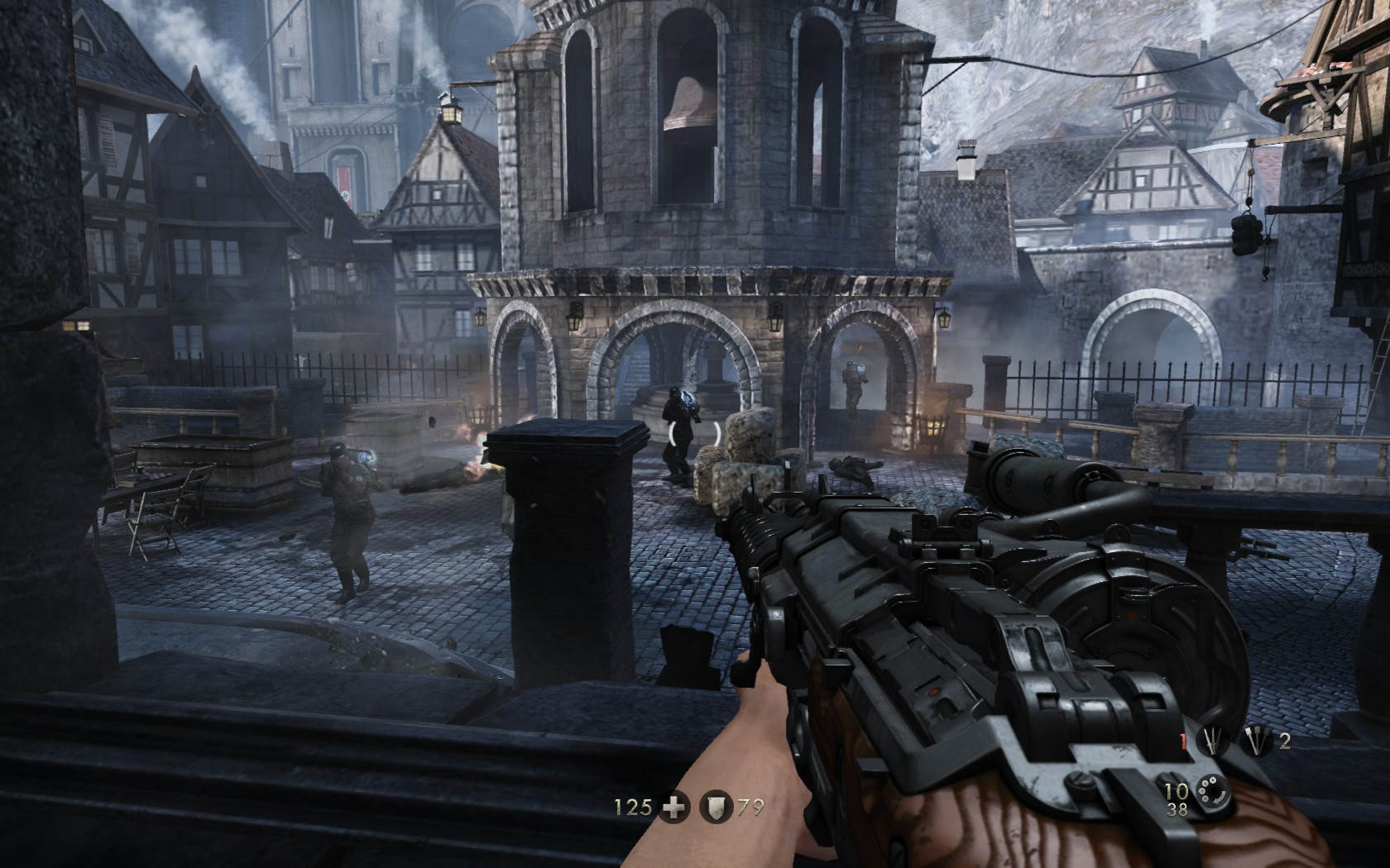 Wolfenstein: The Old Blood - s trubkou proti nacistům 108720