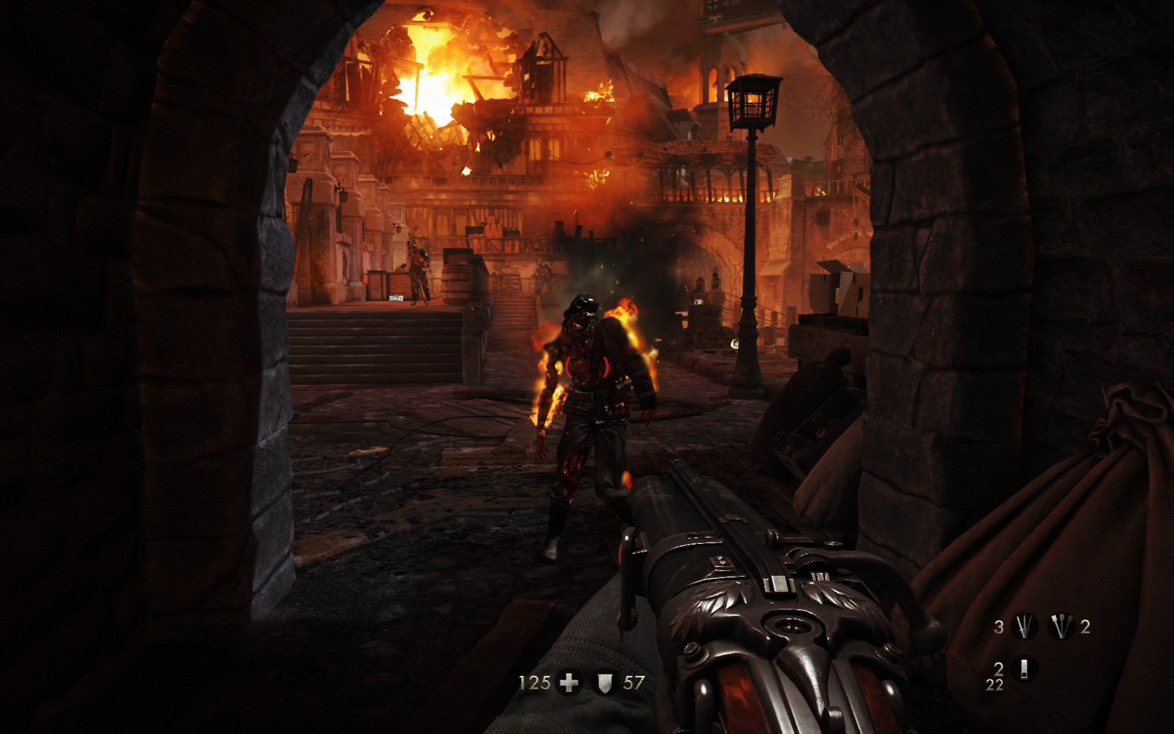 Wolfenstein: The Old Blood - s trubkou proti nacistům 108722