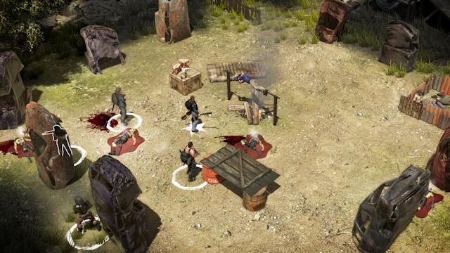 GOTY edici Wasteland 2 získají všichni současní majitelé hry 108730