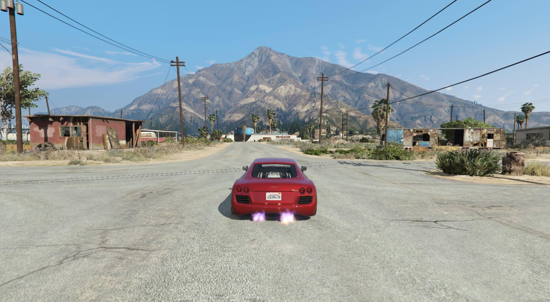 iCEnhancer mod v GTA V vylepšuje grafiku 108775
