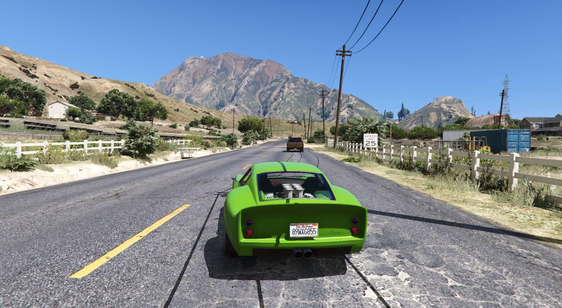 iCEnhancer mod v GTA V vylepšuje grafiku 108783