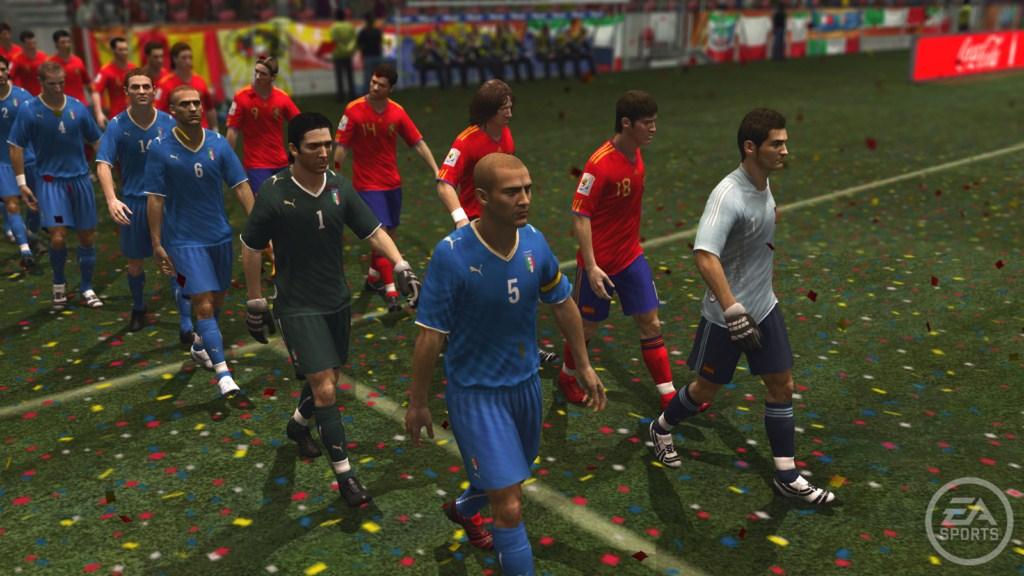 2010 FIFA World Cup South Africa – mistroství bez vuvuzel! 1088