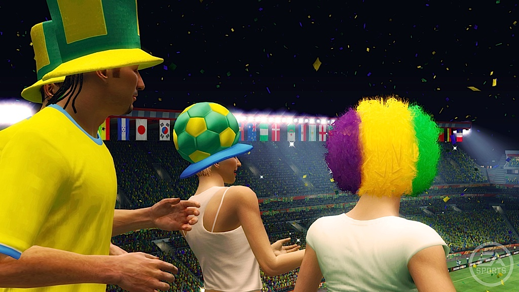 2010 FIFA World Cup South Africa – mistroství bez vuvuzel! 1089