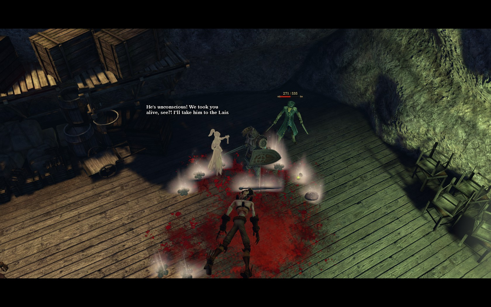 The Incredible Adventures of Van Helsing III - potřetí a stále stejně 108968