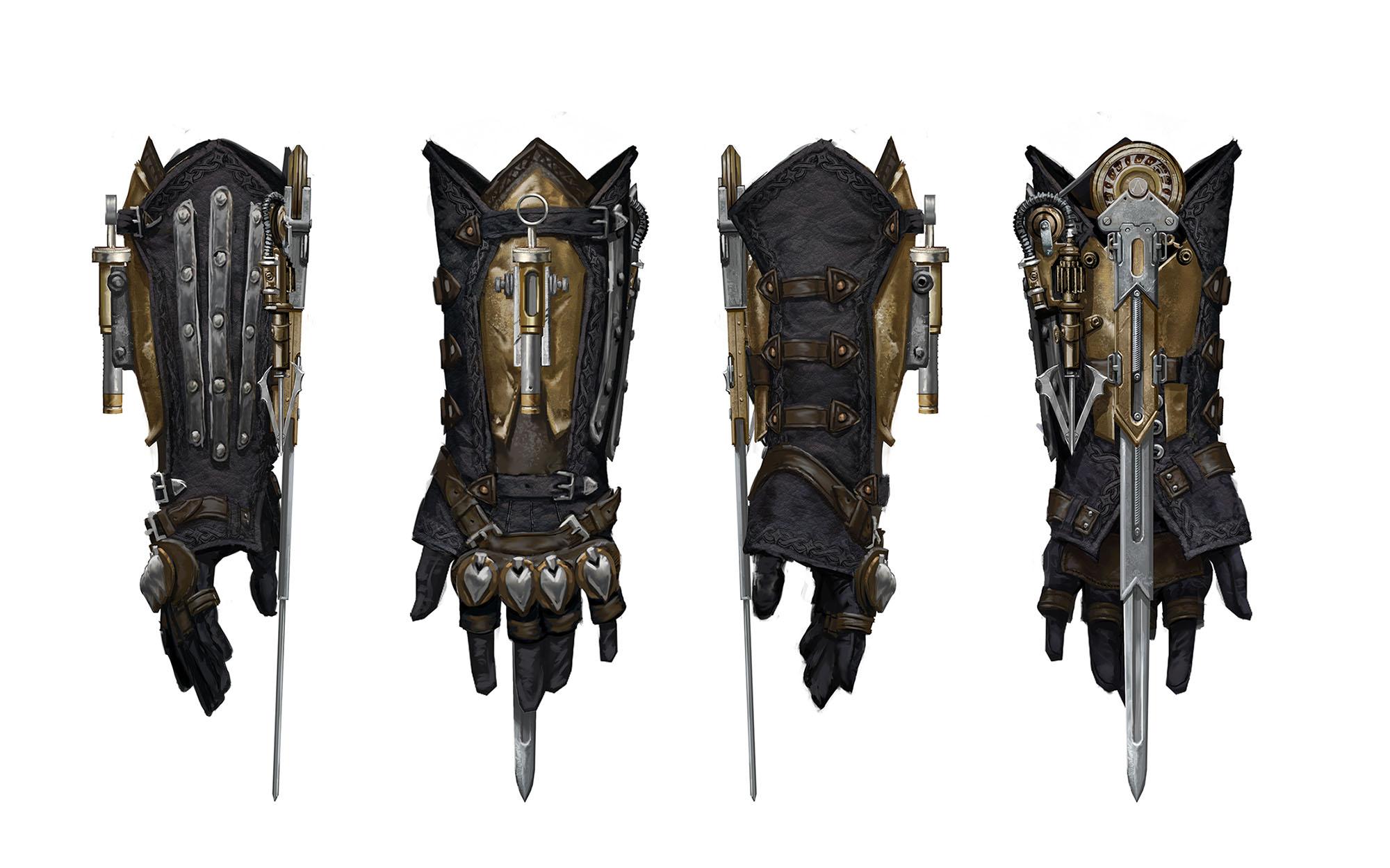 Dodatečné artworky z Assassin's Creed: Syndicate 108973