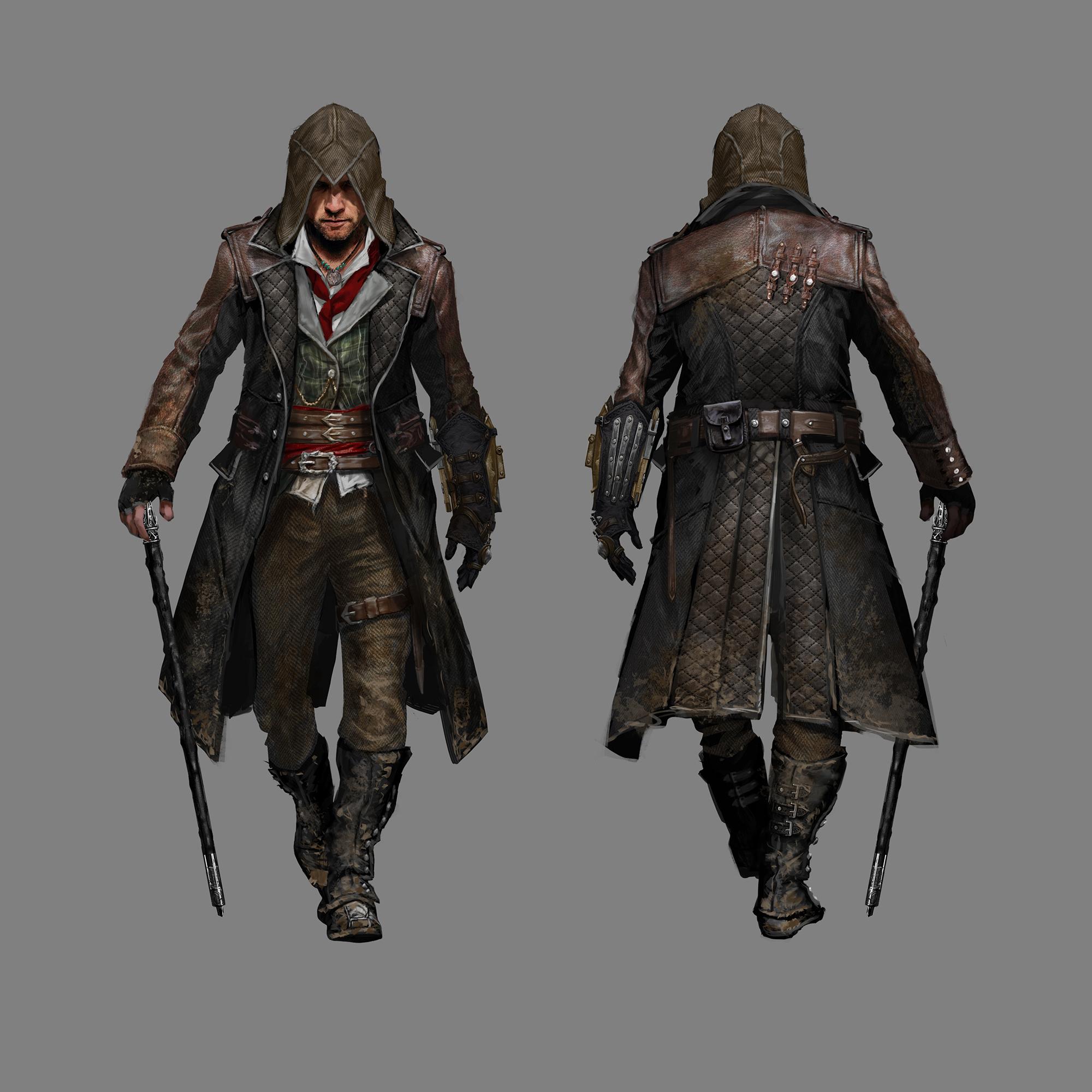 Dodatečné artworky z Assassin's Creed: Syndicate 108976