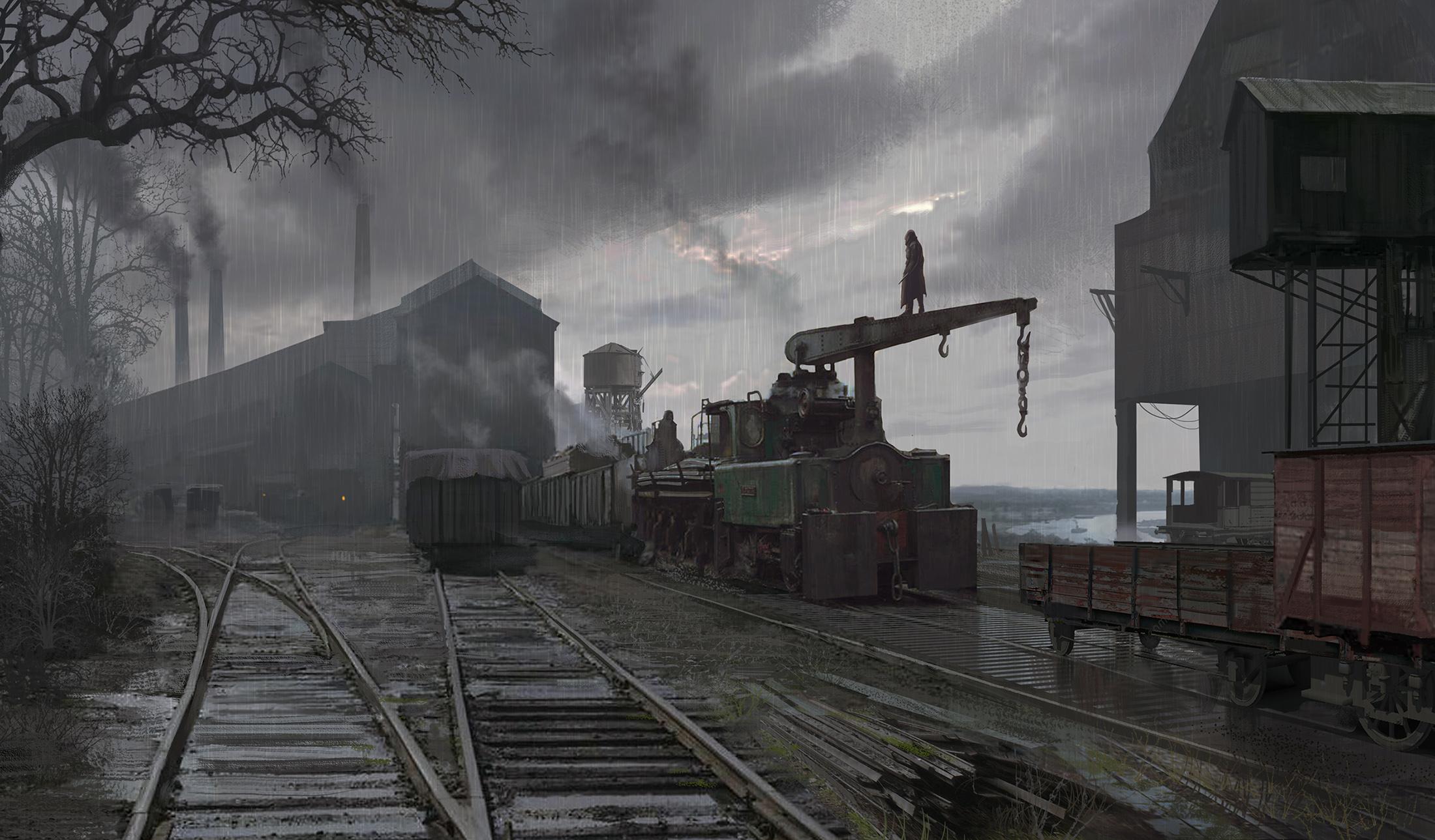 Dodatečné artworky z Assassin's Creed: Syndicate 108977