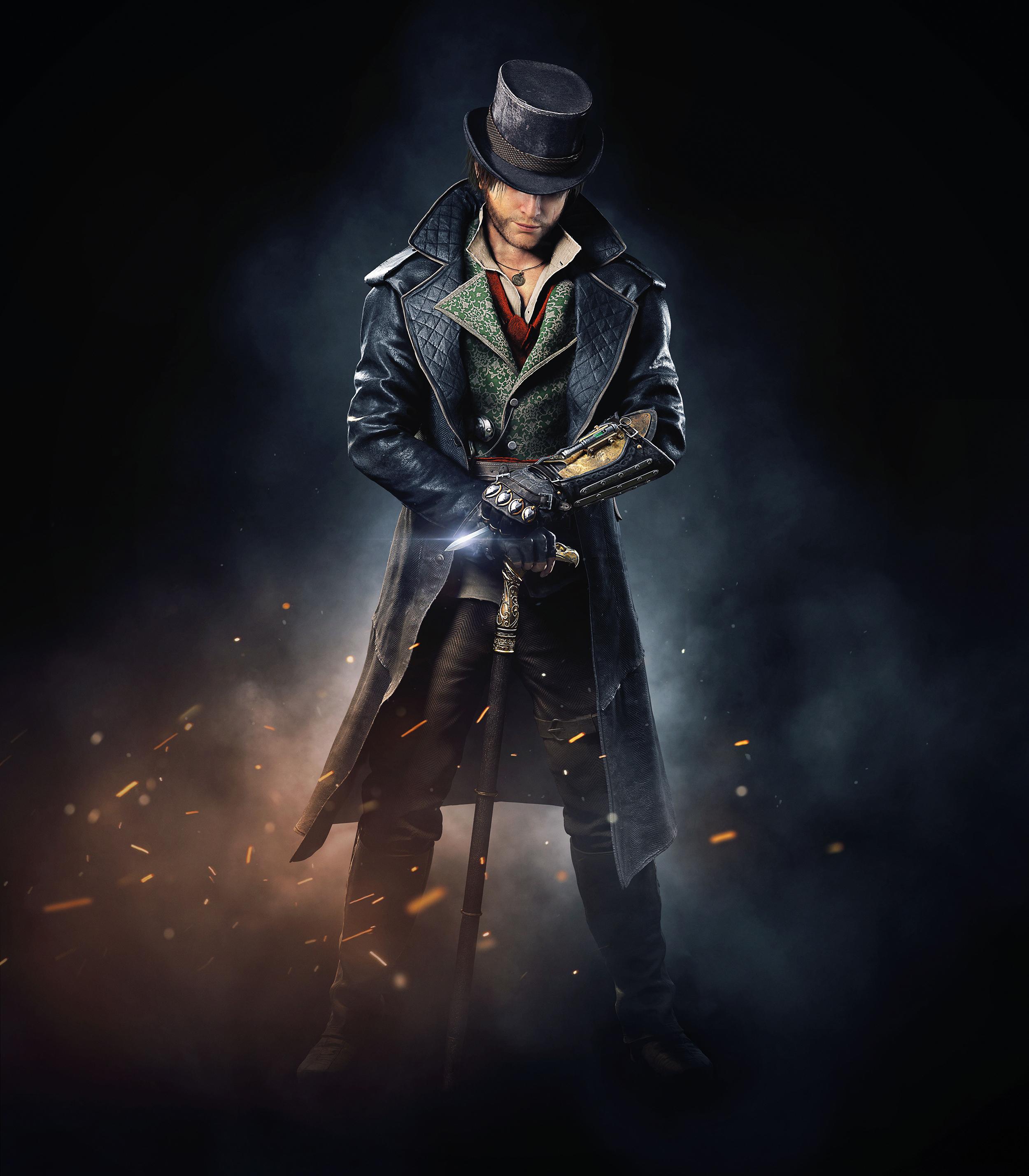 Dodatečné artworky z Assassin's Creed: Syndicate 108980