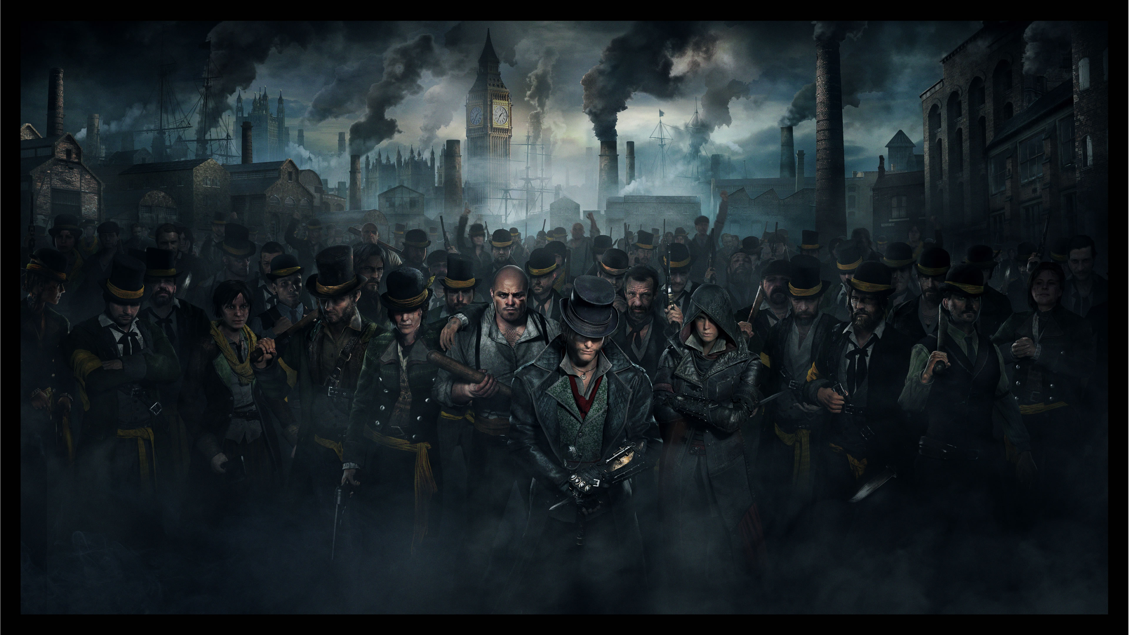 PS4 ve stylu Assassin's Creed: Syndicate 108984