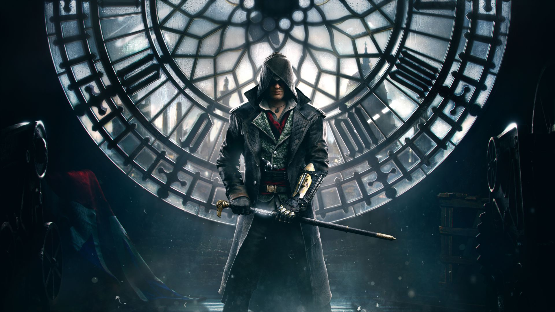 PS4 ve stylu Assassin's Creed: Syndicate 108985