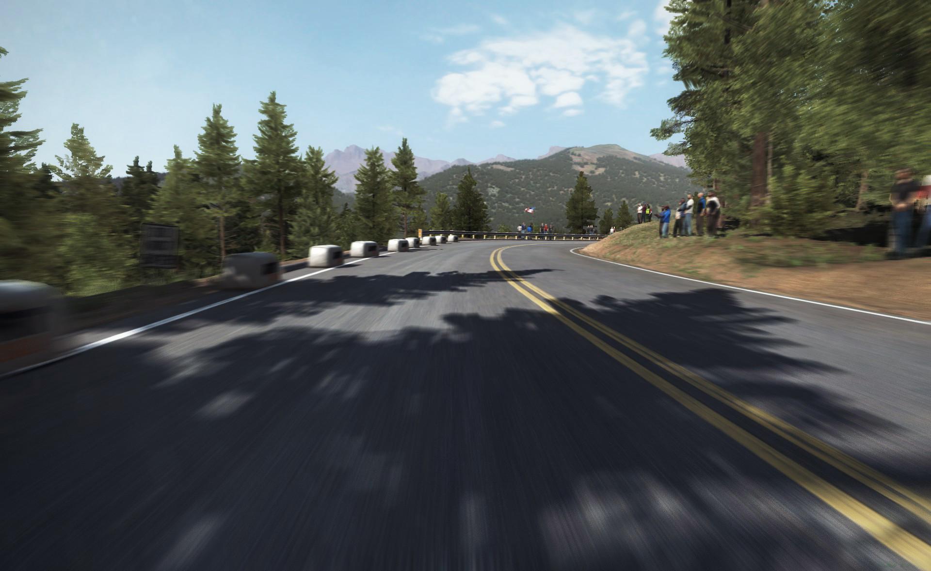 V DiRT Rally bude závod na horu Pikes Peak 108993