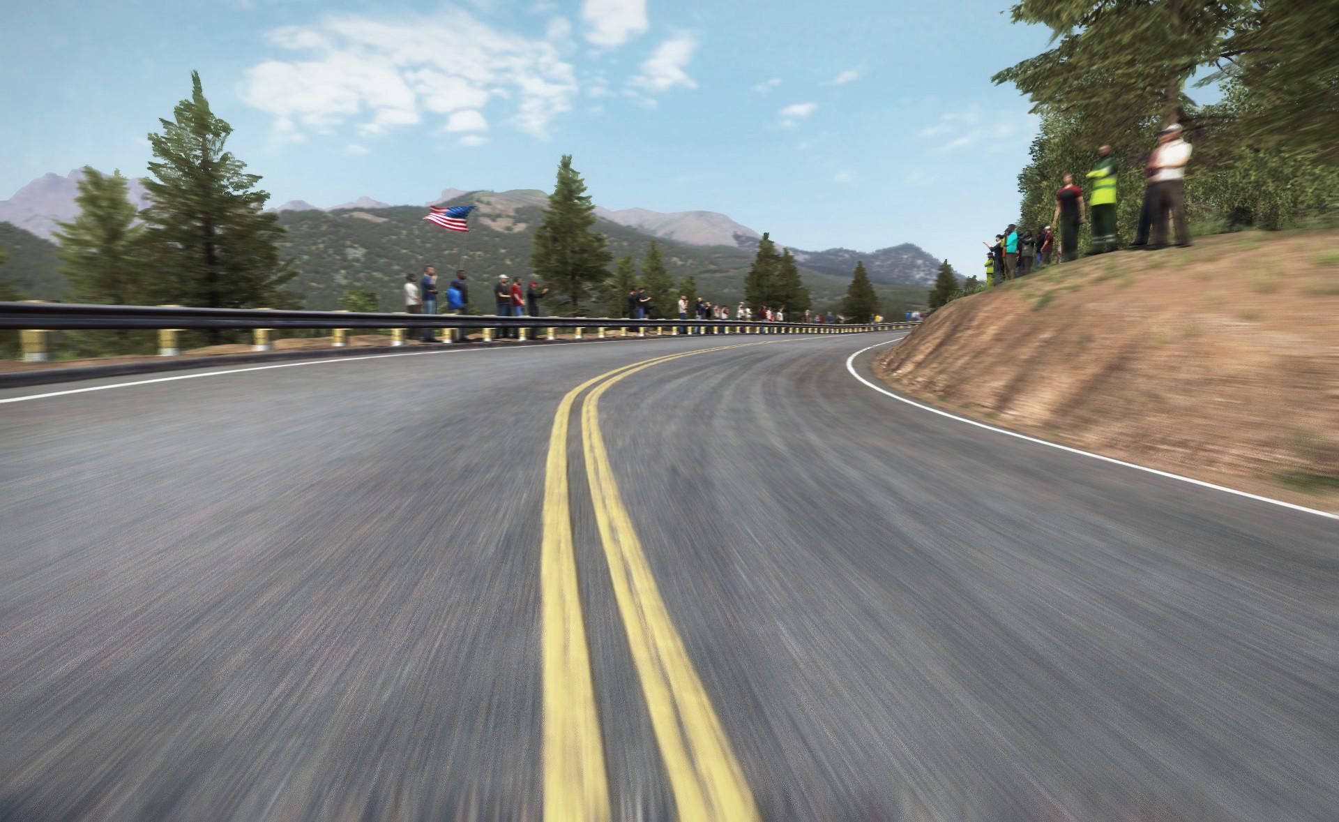 V DiRT Rally bude závod na horu Pikes Peak 108994