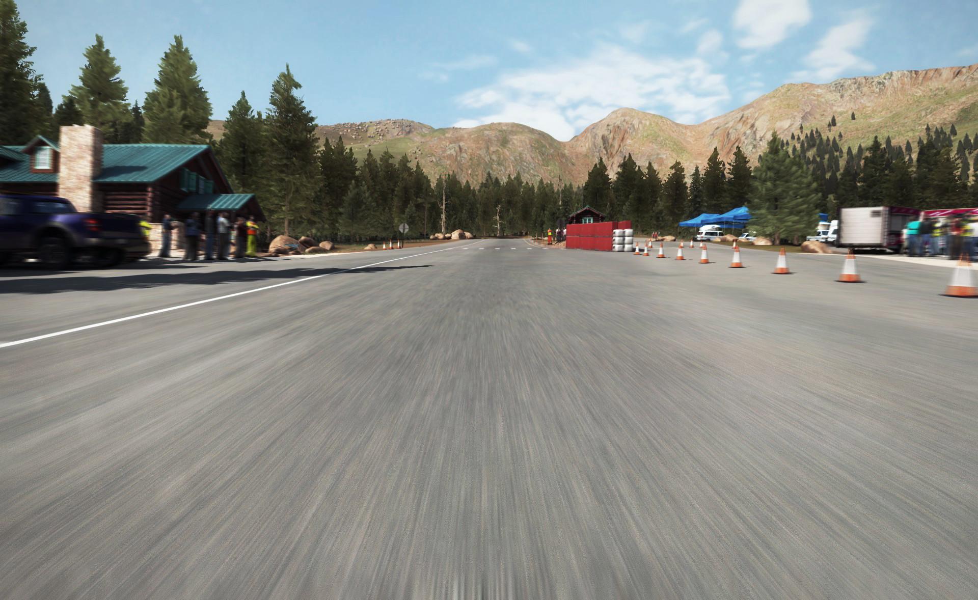 V DiRT Rally bude závod na horu Pikes Peak 108996