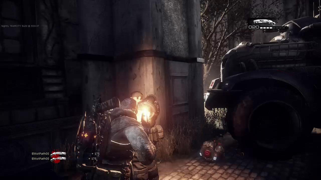Remaster Gears of War na prvních záběrech 109002