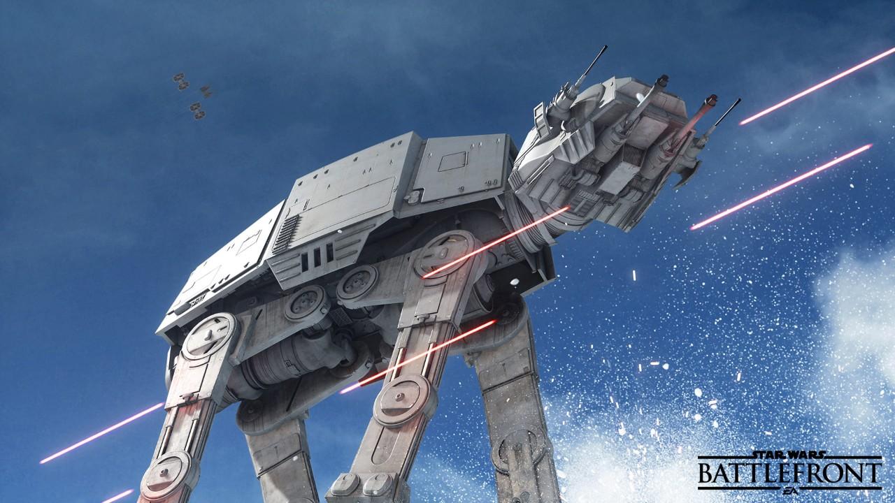 Gameplay z nového Battlefrontu uvidíme na E3 109018