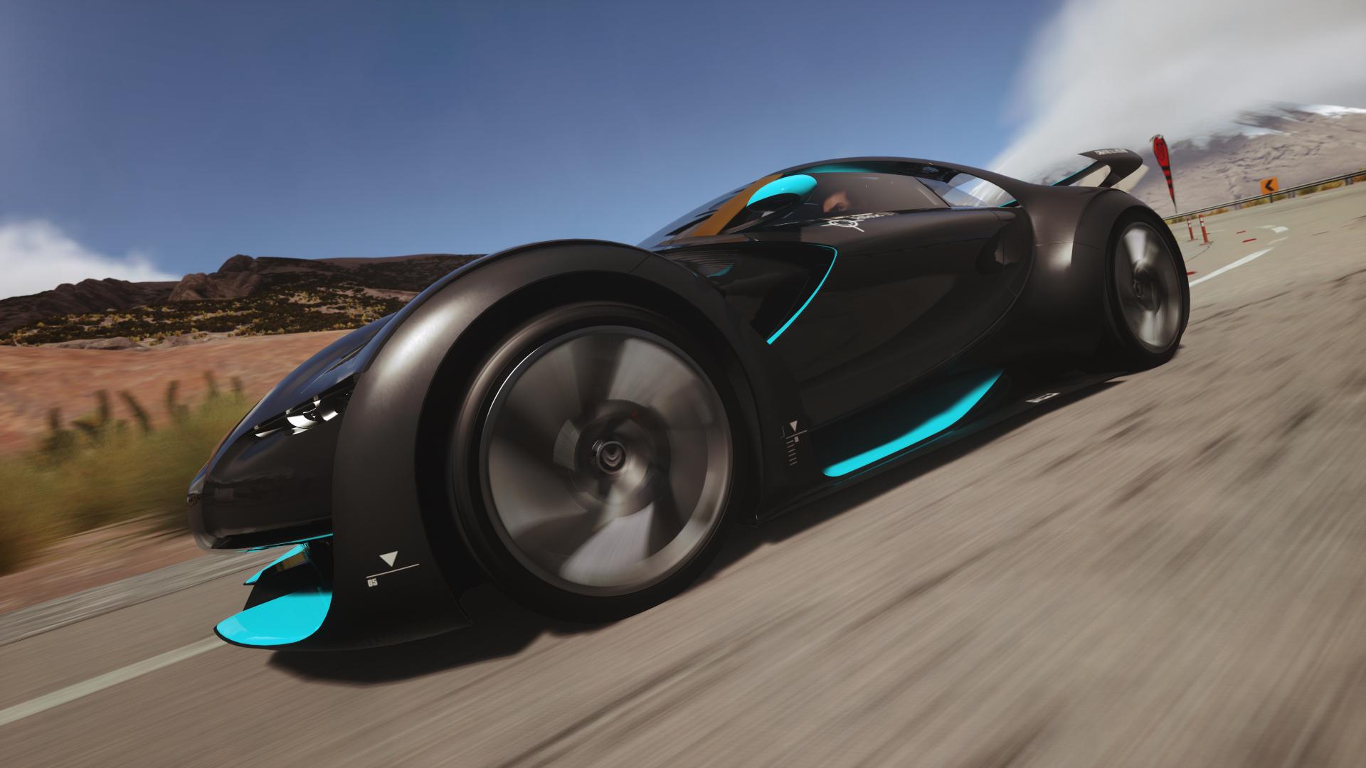 Ďábelská Lamborghini přijíždí do hry DriveClub 109020