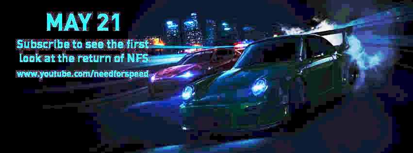 Obrázek lákající na nové Need for Speed poodkrývá možná tajemství 109088