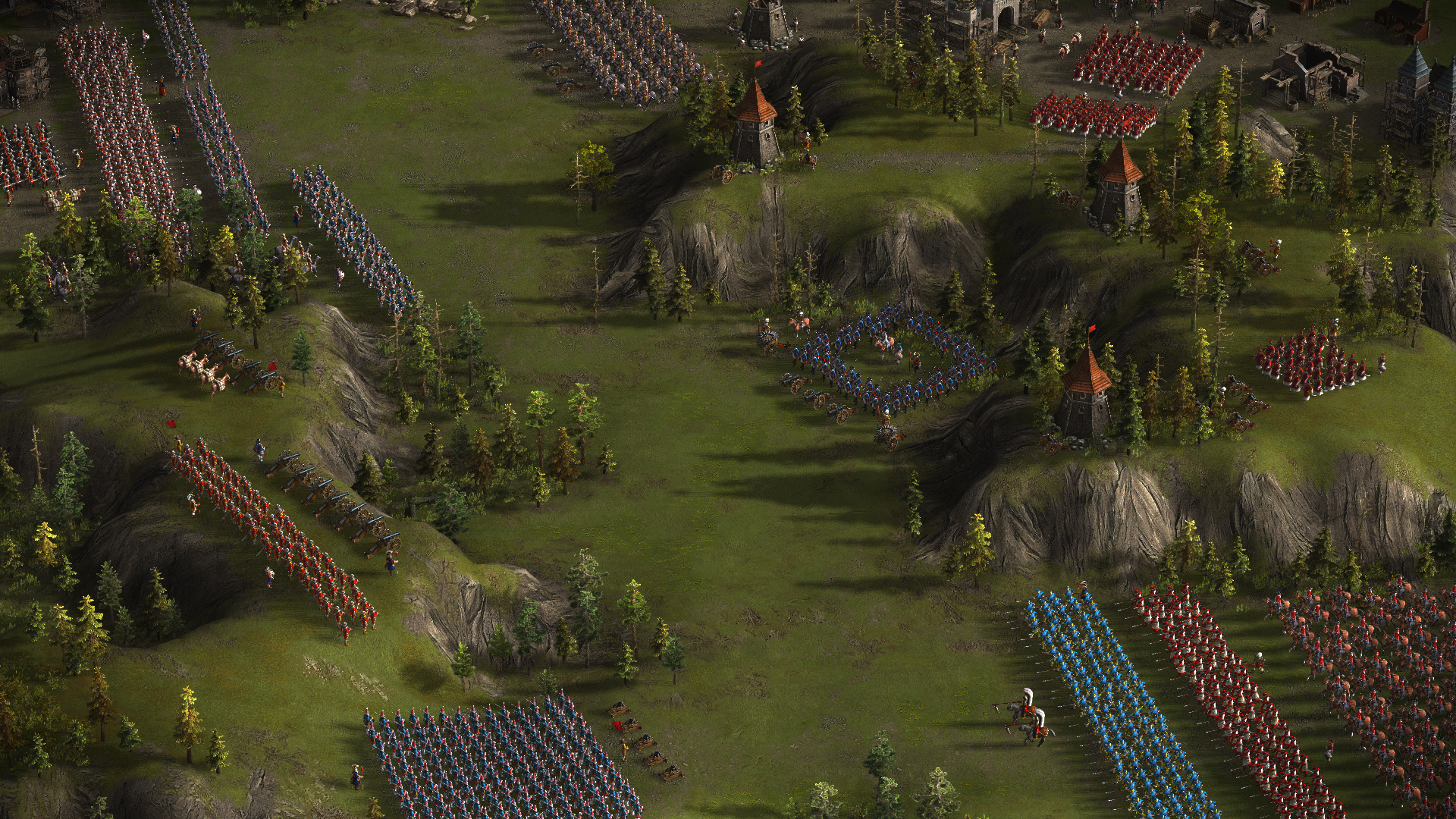 Tvůrci Stalkera pracují na remaku strategie Cossacks 109123