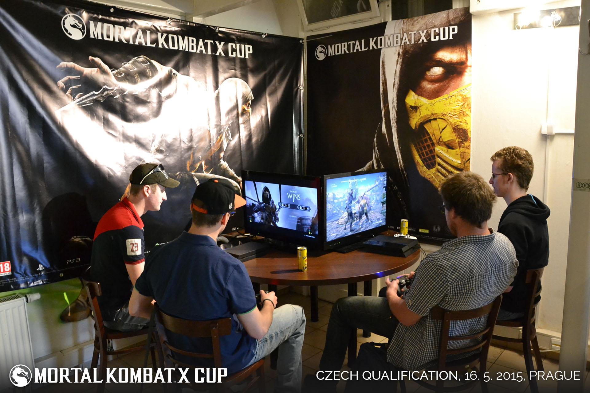 Česká kvalifikace na Mortal Kombat X Cup zná vítěze! 109157