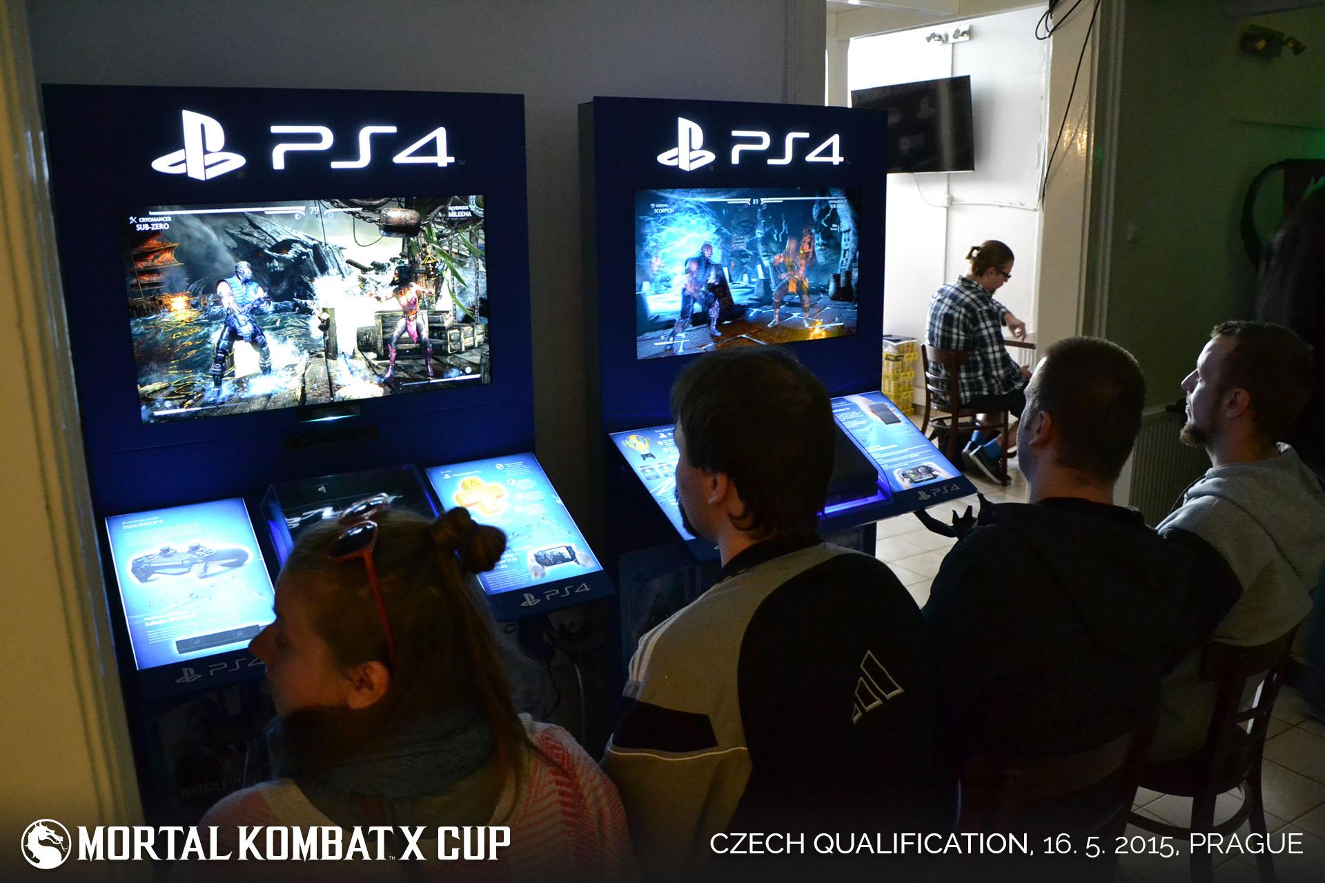 Česká kvalifikace na Mortal Kombat X Cup zná vítěze! 109158