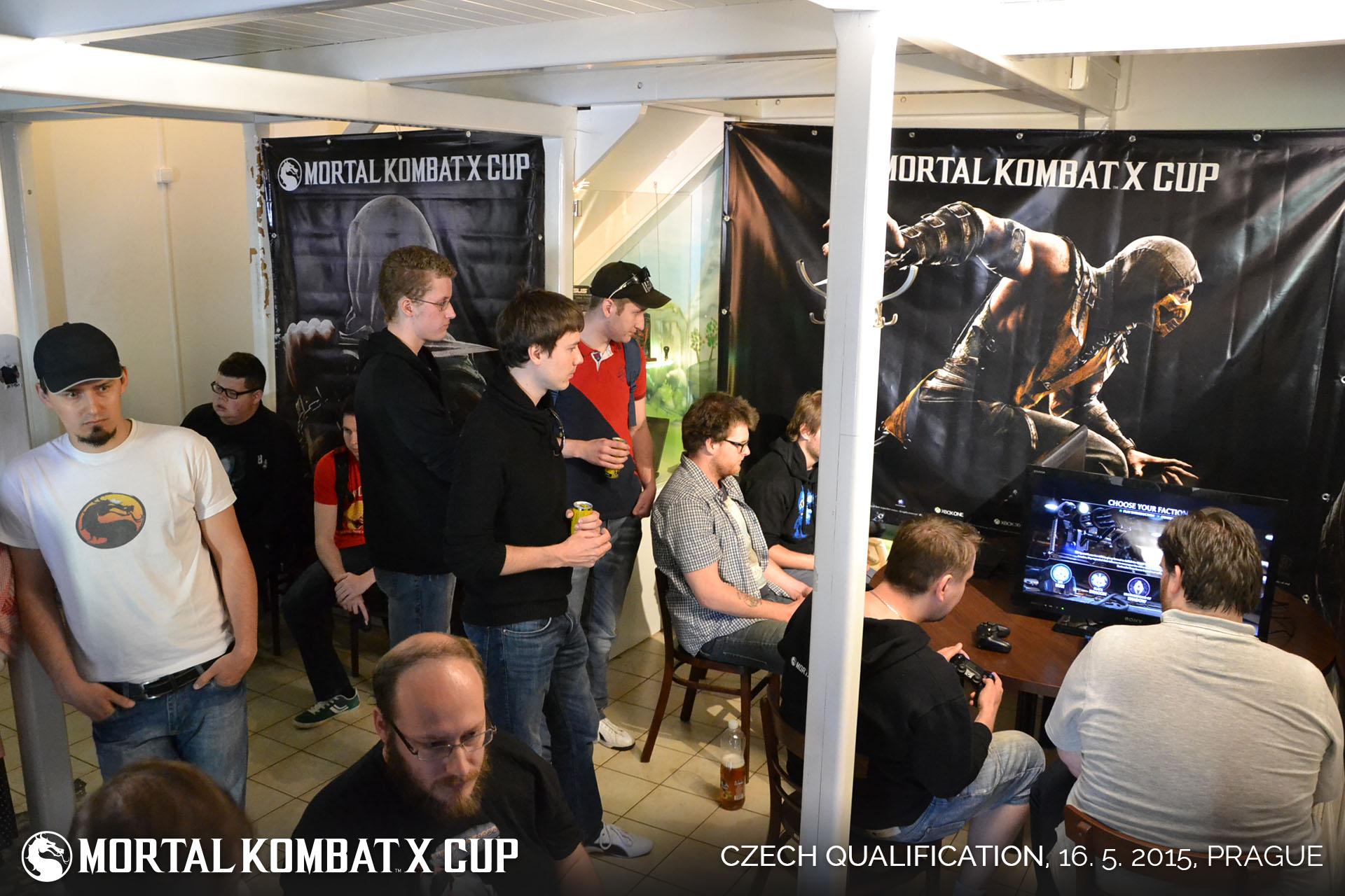 Česká kvalifikace na Mortal Kombat X Cup zná vítěze! 109159