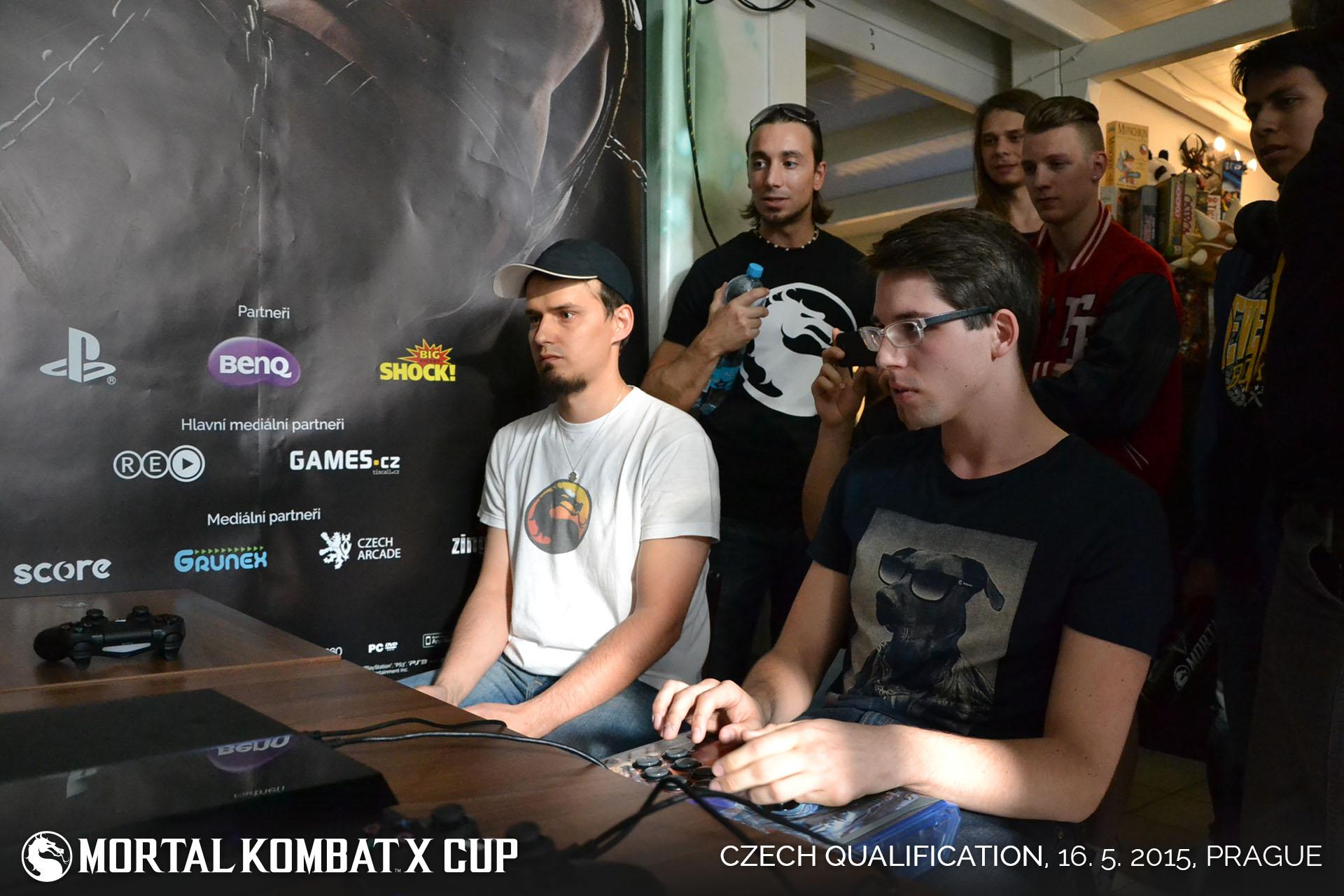 Česká kvalifikace na Mortal Kombat X Cup zná vítěze! 109160
