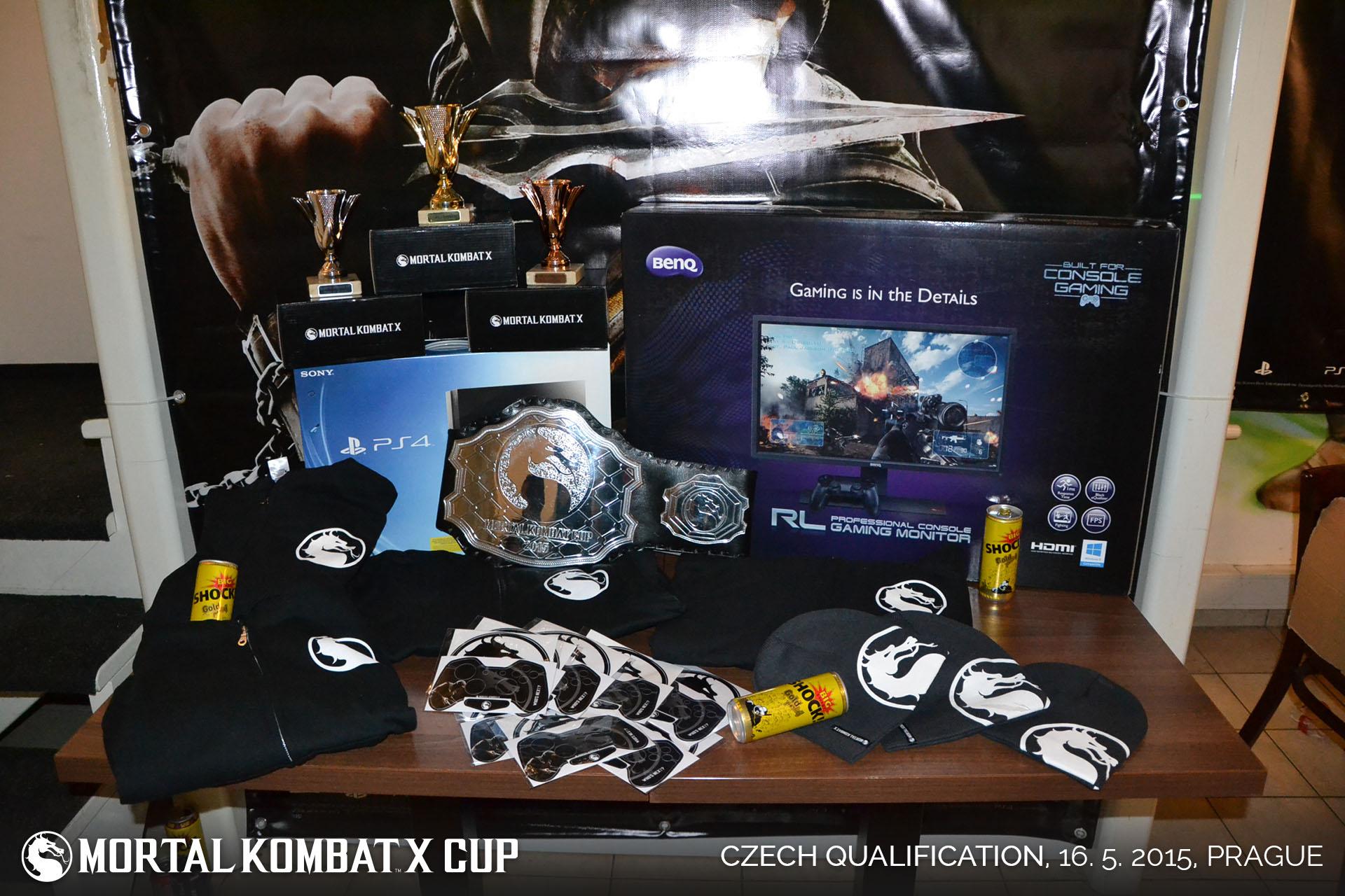 Česká kvalifikace na Mortal Kombat X Cup zná vítěze! 109161