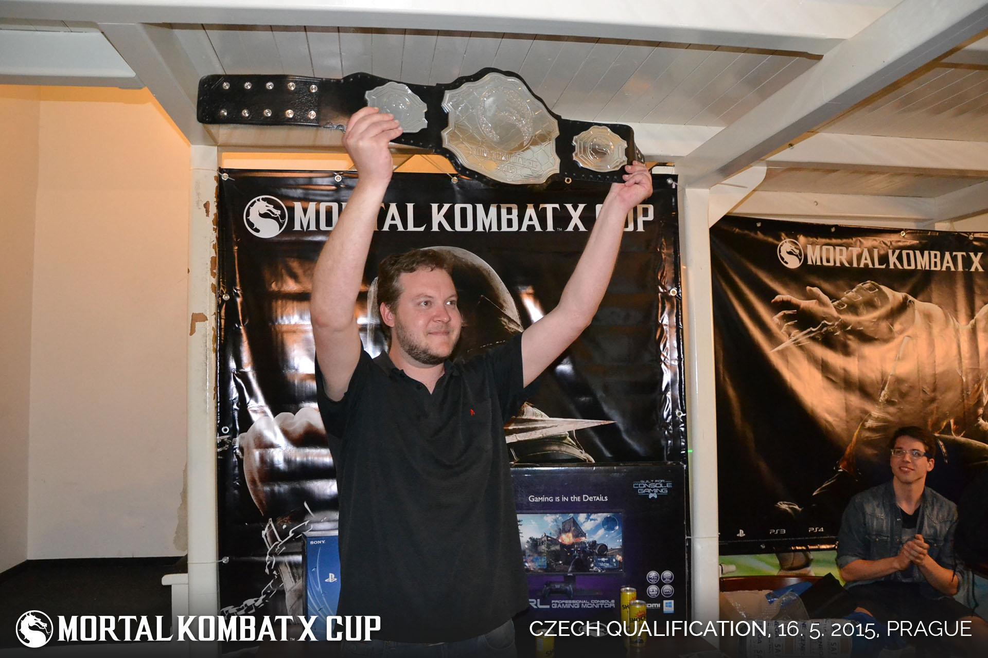Česká kvalifikace na Mortal Kombat X Cup zná vítěze! 109162