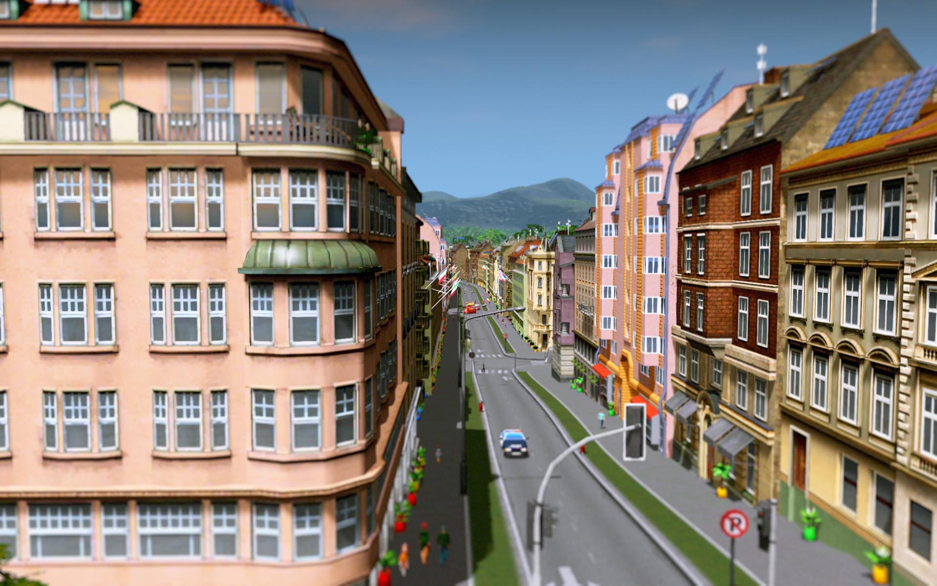 V Cities: Skyline nově evropské budovy a dlouho očekávané tunely 109178