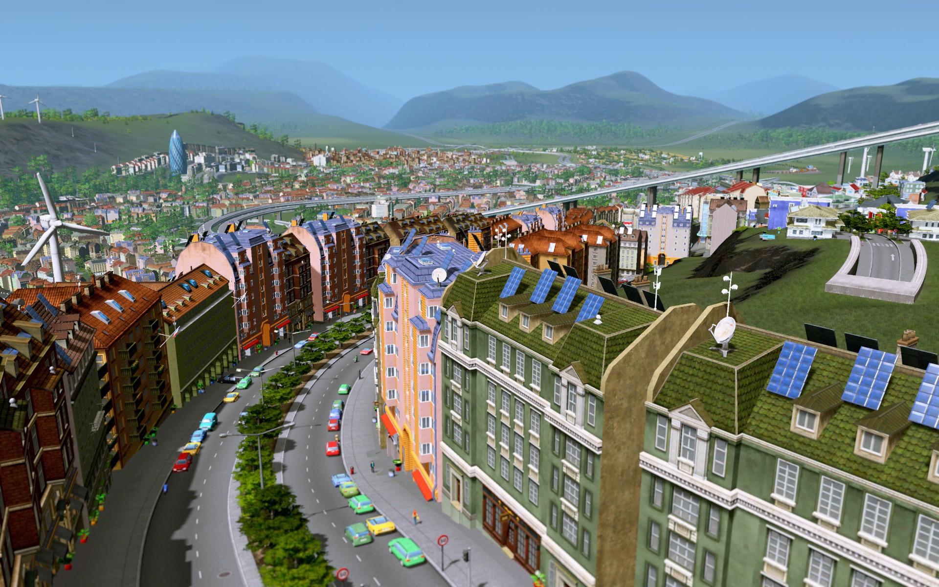 V Cities: Skyline nově evropské budovy a dlouho očekávané tunely 109179