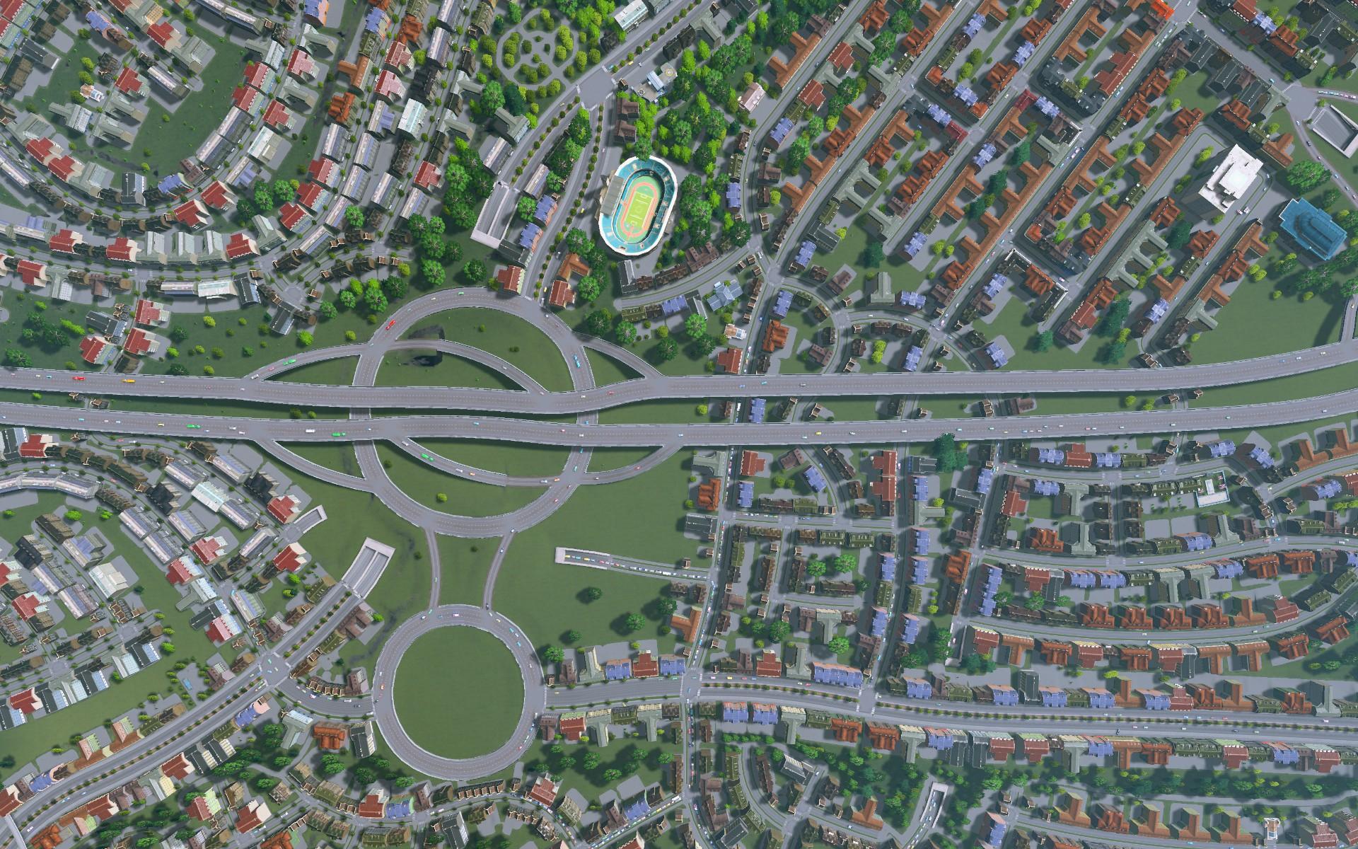 V Cities: Skyline nově evropské budovy a dlouho očekávané tunely 109182