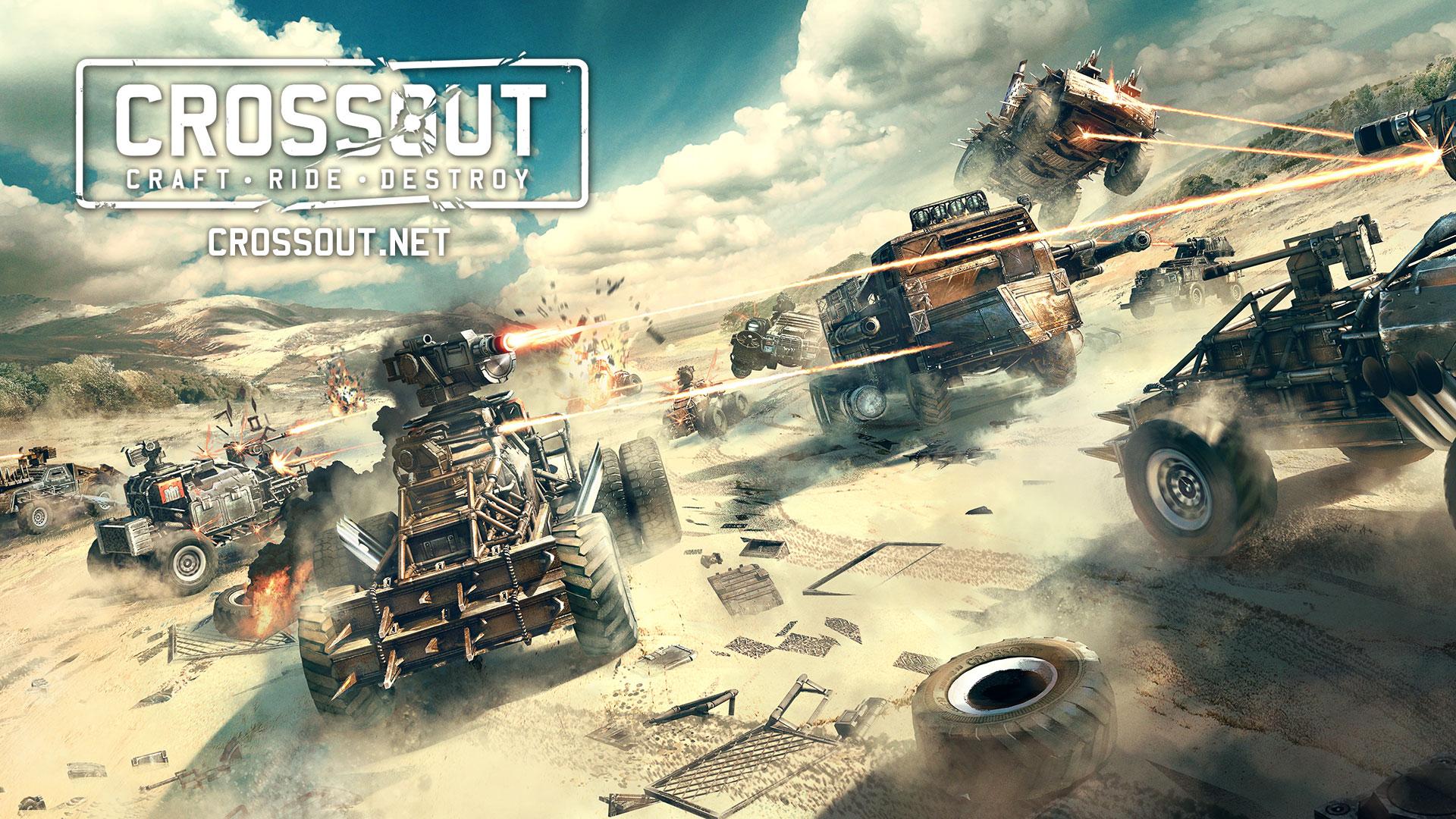 Post-apokalyptické bitvy ve vozidlech od tvůrců War Thunder 109188