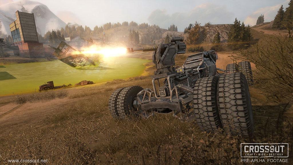 Post-apokalyptické bitvy ve vozidlech od tvůrců War Thunder 109189