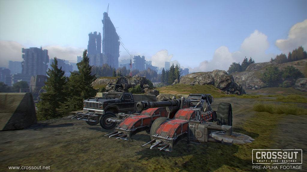 Post-apokalyptické bitvy ve vozidlech od tvůrců War Thunder 109191