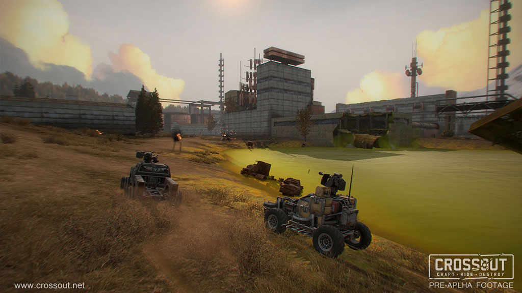 Post-apokalyptické bitvy ve vozidlech od tvůrců War Thunder 109192