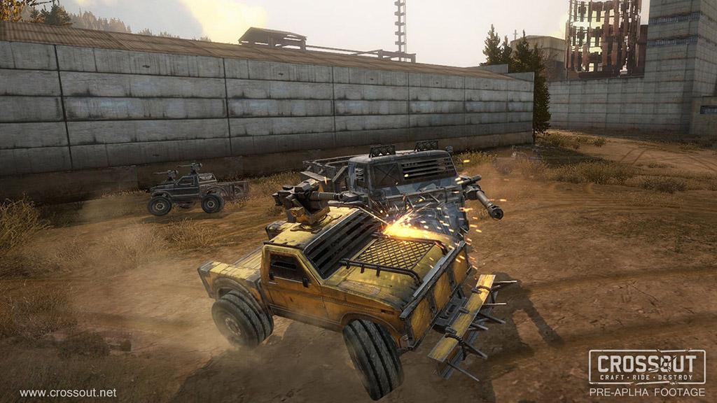Post-apokalyptické bitvy ve vozidlech od tvůrců War Thunder 109193