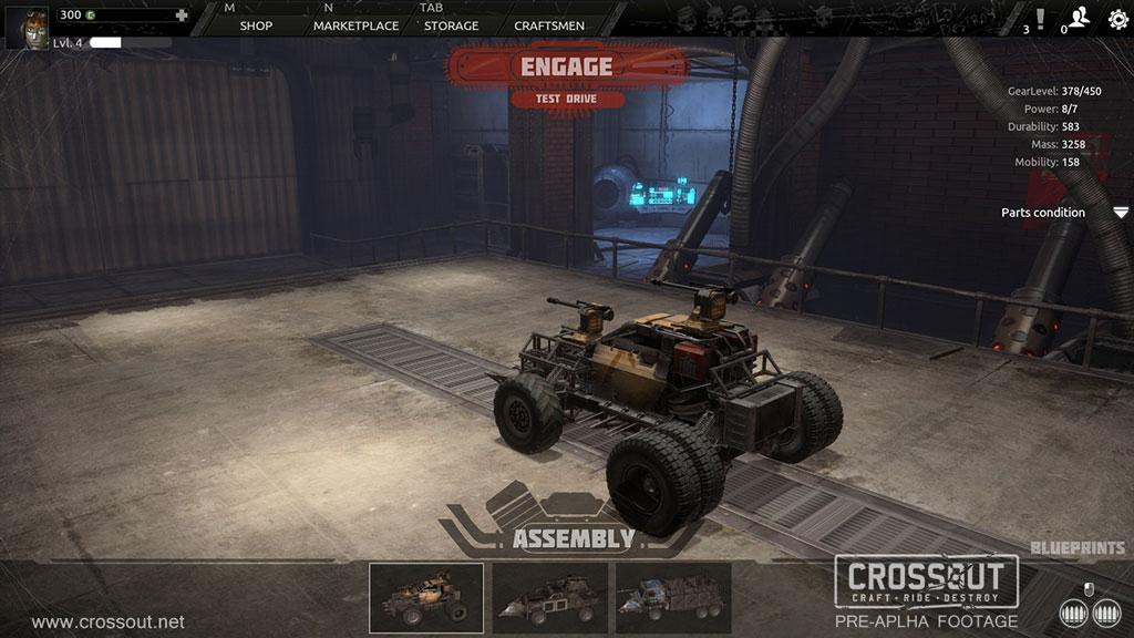 Post-apokalyptické bitvy ve vozidlech od tvůrců War Thunder 109194