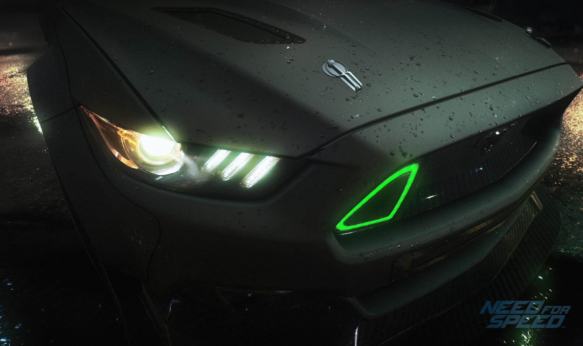 Teaser trailer na Need for Speed s nočním městem a tuningem 109209