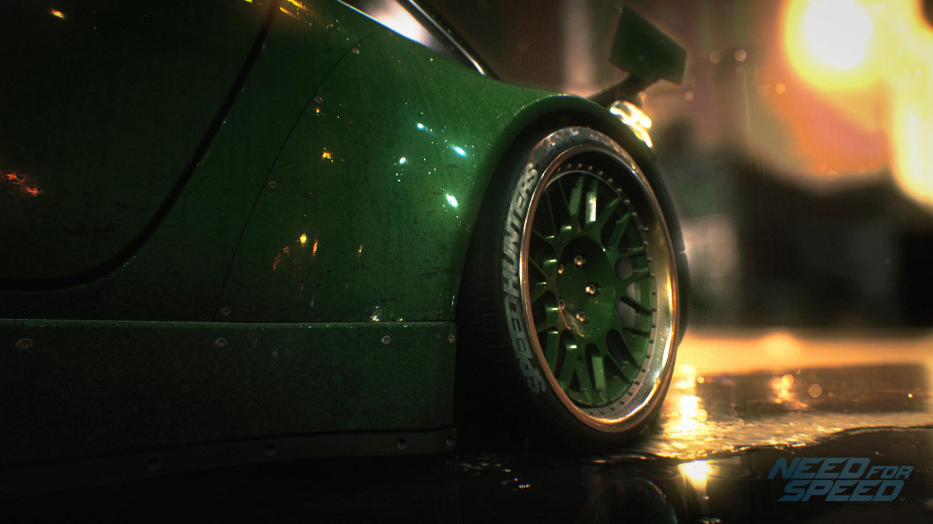 Teaser trailer na Need for Speed s nočním městem a tuningem 109210