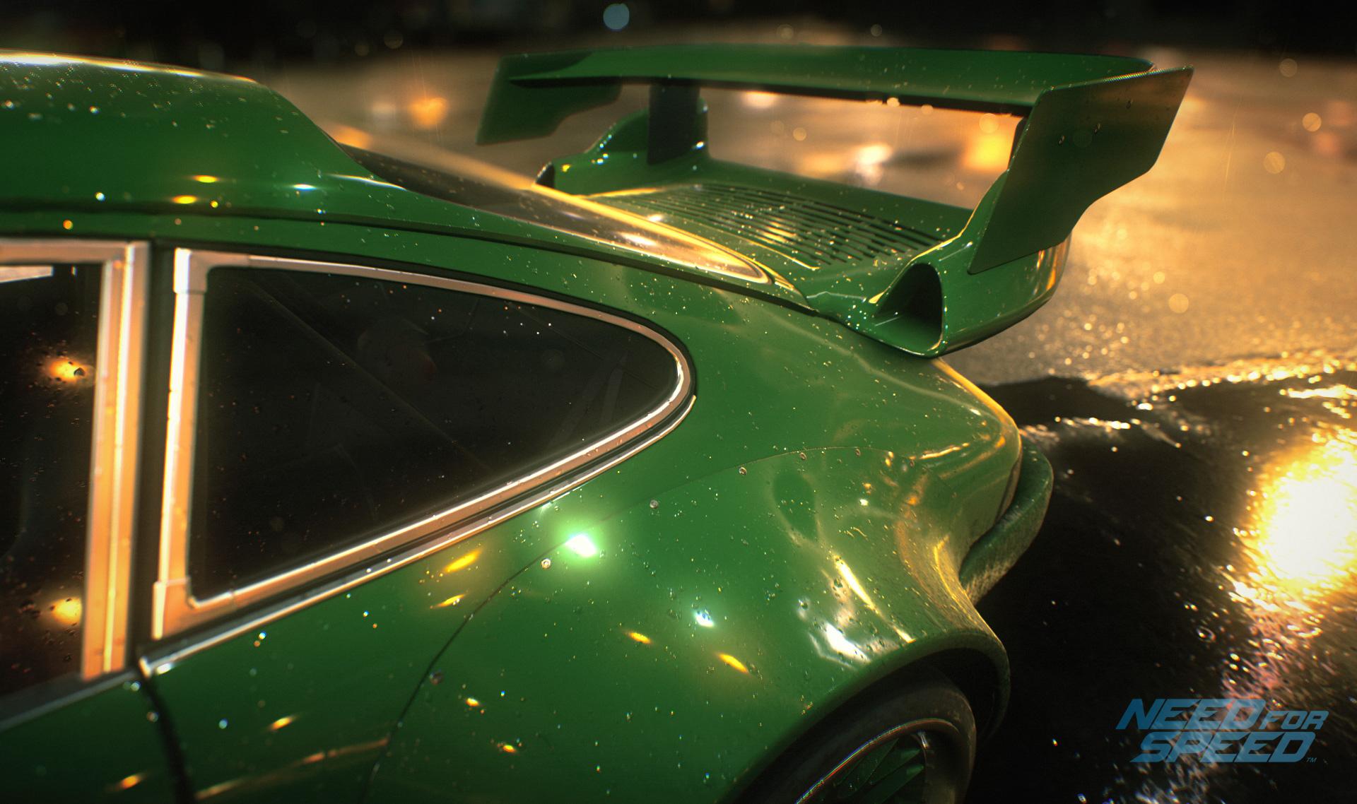 Teaser trailer na Need for Speed s nočním městem a tuningem 109212