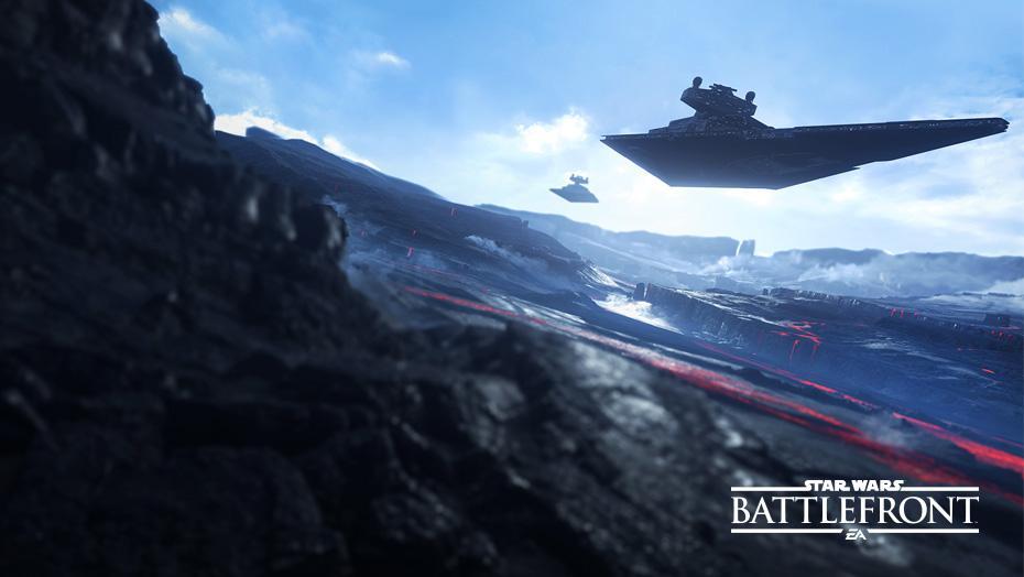 Nový obrázek a informace o Star Wars: Battlefront 109249