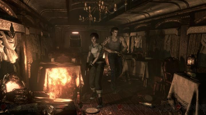Resident Evil Zero se dočká HD verze pro PC a starou i novou generaci konzolí 109263