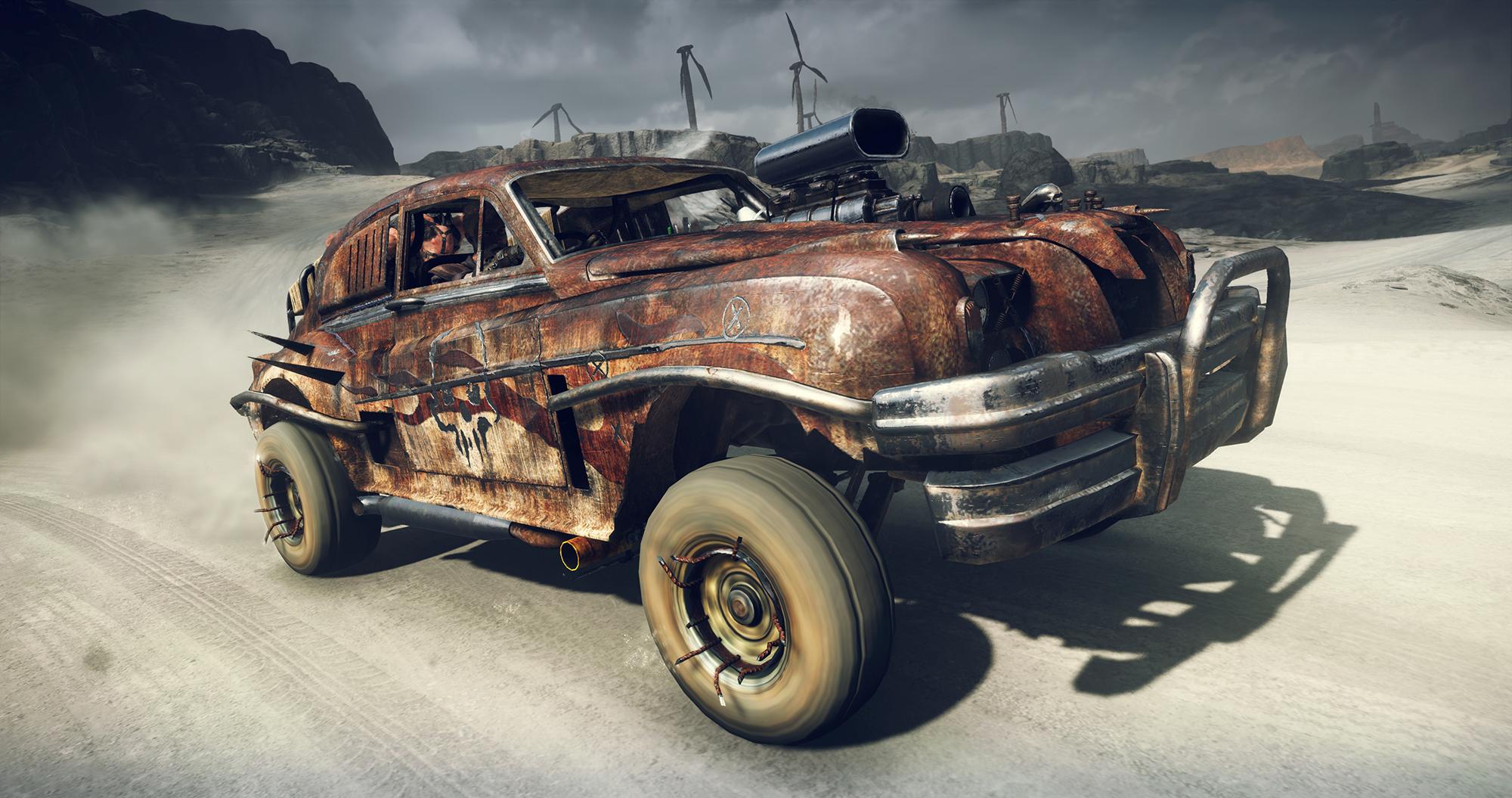 Mad Max v akcí a šílenci nabitém traileru 109271