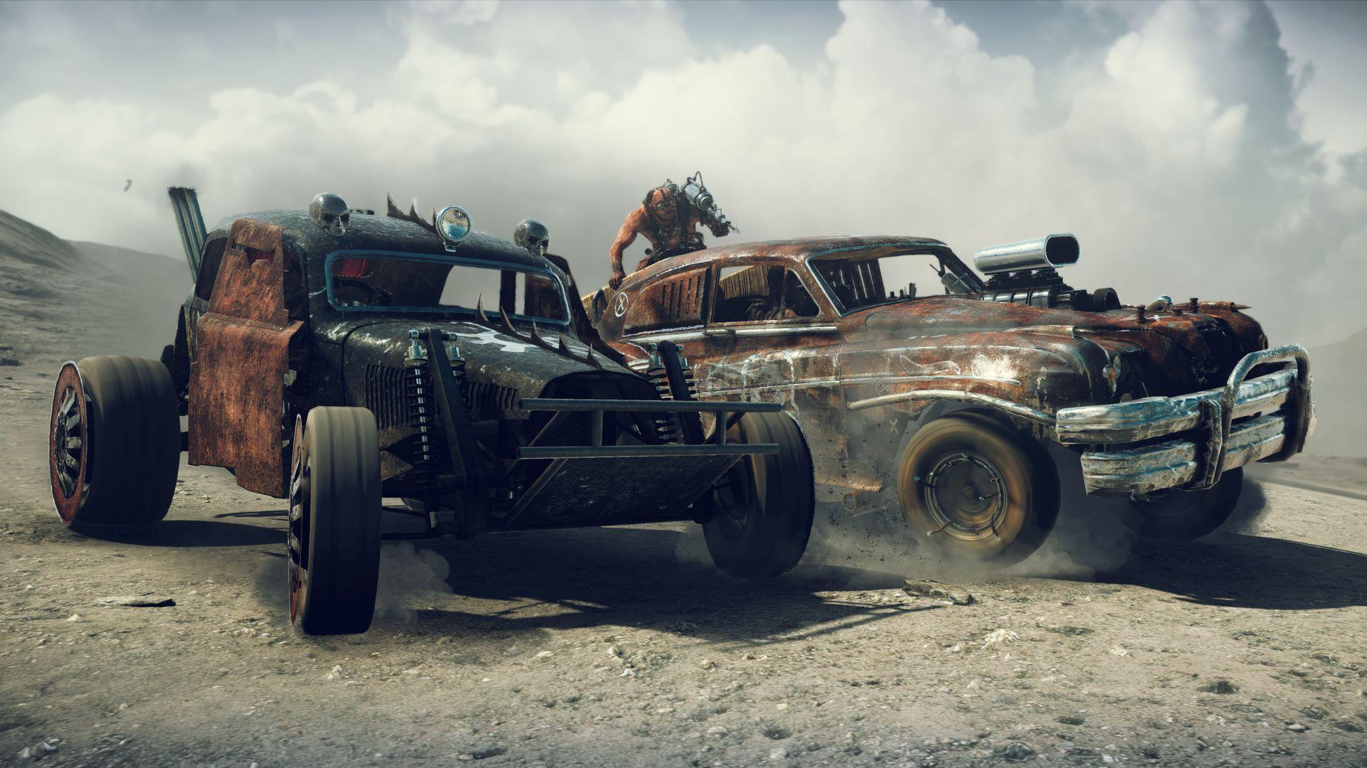 Mad Max - post-apokalyptické pískoviště 109272