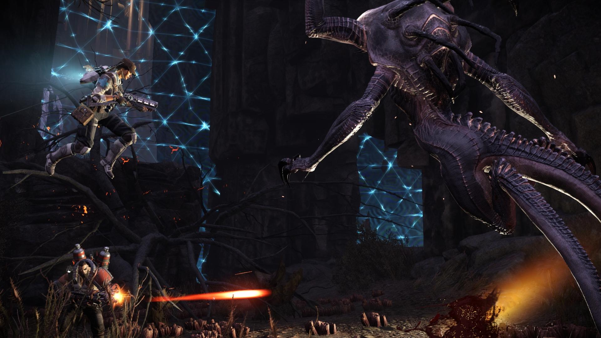 Evolve dostalo herní mód Arena 109292