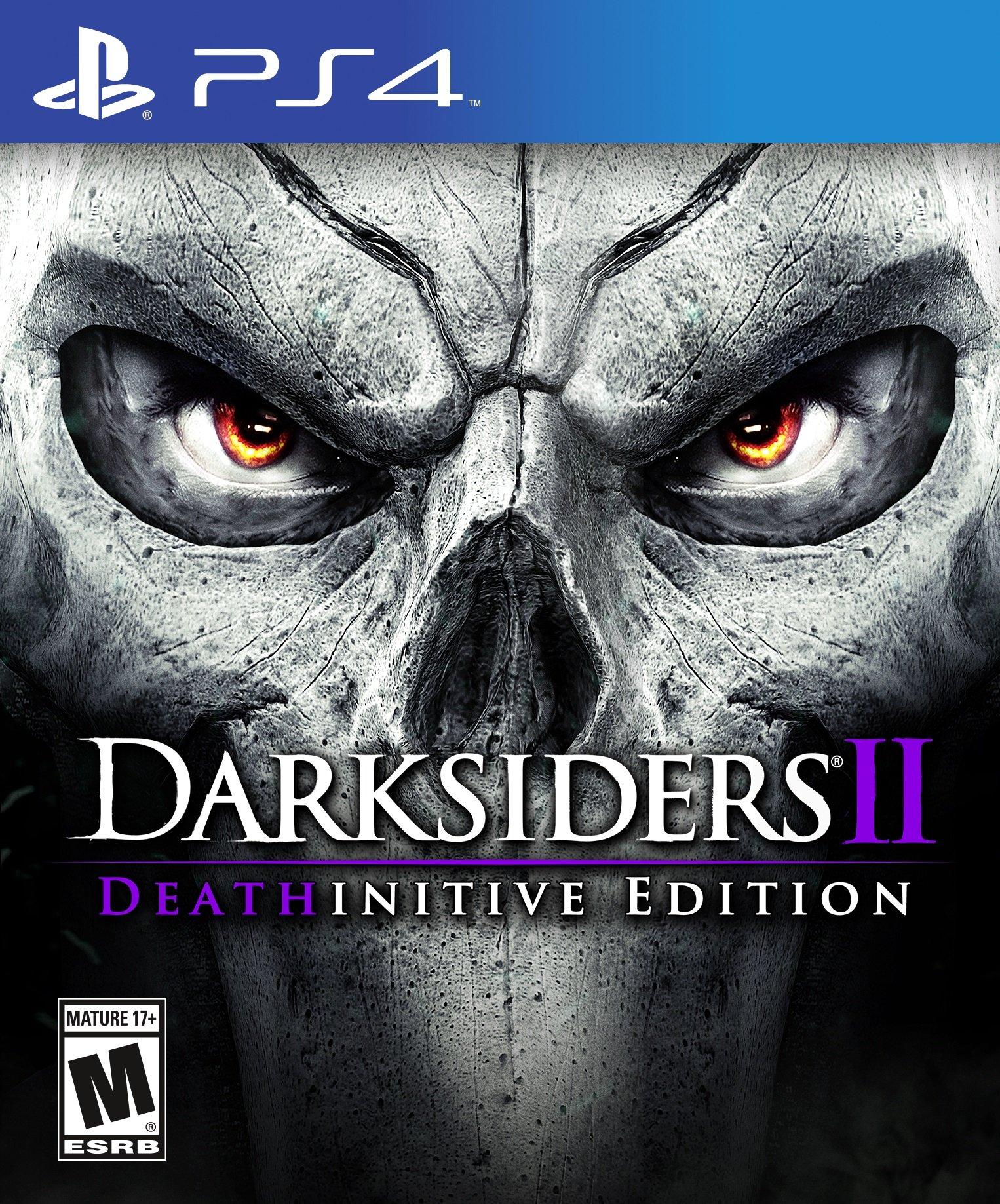 Remasterované verze Darksiders 2 a MX vs. ATV: Supercross 109299