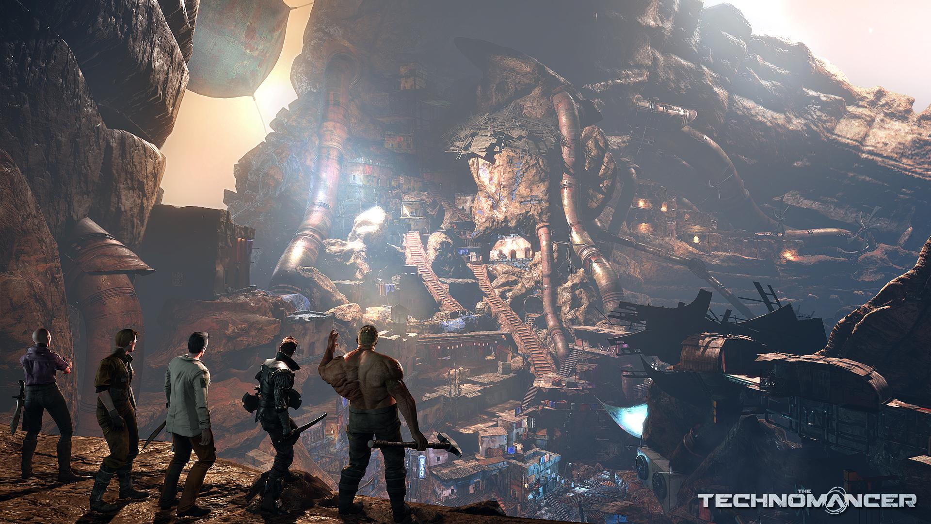 RPG Technomancer od Spiders se ukáže na E3 109302
