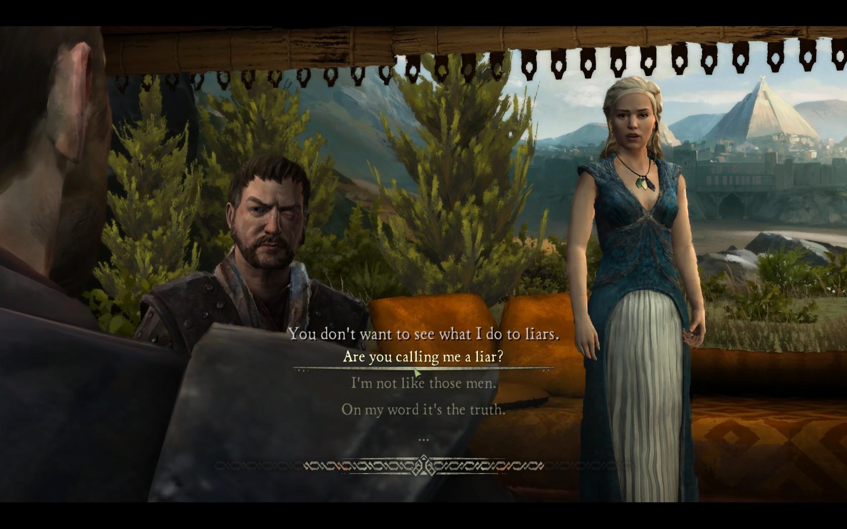 Game of Thrones - za přežití rodu 109308